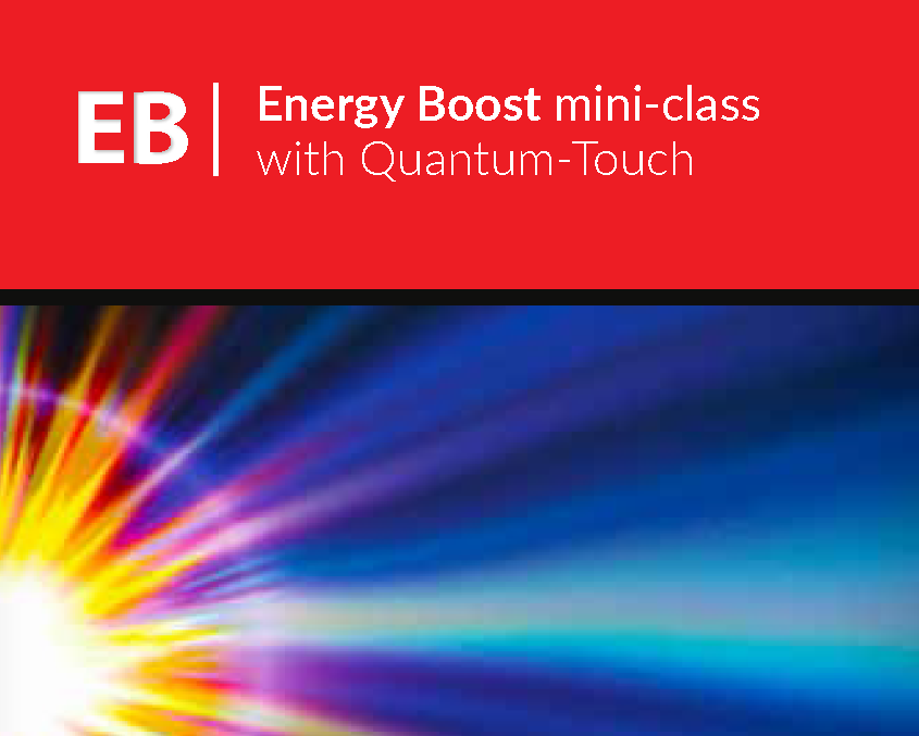Energy Boost Workshop